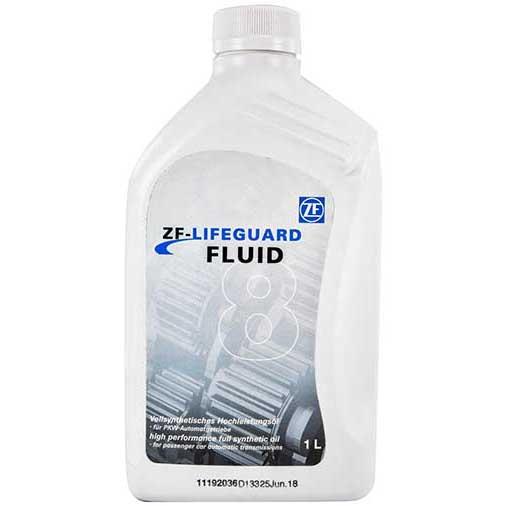 Трансмиссионное масло ZF Parts Lifeguardfluid 8 (1л) ZF PF605565