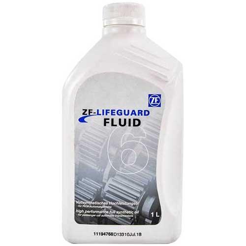 Трансмиссионное масло ZF Parts Lifeguardfluid 6 (1л) ZF PF946484