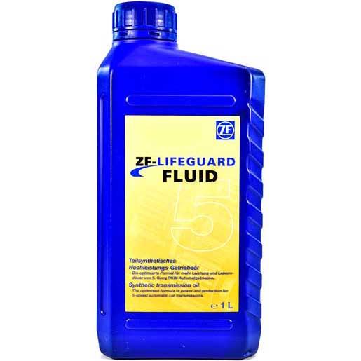 Трансмиссионное масло ZF Parts Lifeguardfluid 5 (1л) ZF PF160141