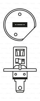 Лампа галогенная PHILIPS арт. 1987302011