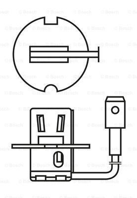 Лампа галогенная PHILIPS арт. 1987302031