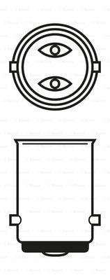 Лампа накаливания PHILIPS арт. BO 1987302202