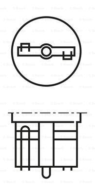 Лампа накаливания PHILIPS арт. 1987302241