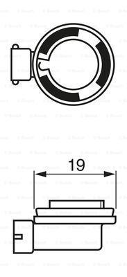 Лампа галогенная PHILIPS арт. 1 987 302 082