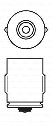Лампа накаливания PHILIPS арт. 1 987 302 224