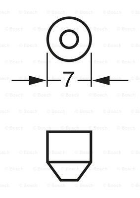 Лампа накаливания PHILIPS арт. 1987302226