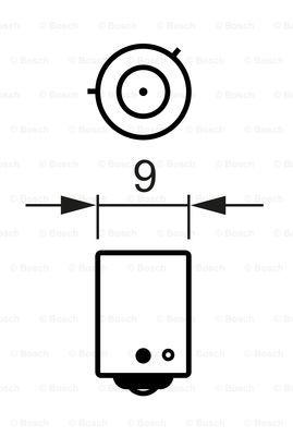 Лампа накаливания PHILIPS арт. 1 987 302 264