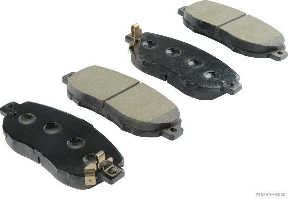Тормозные колодки дисковые MINTEX арт. J3602072