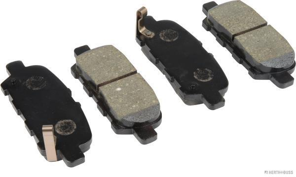 Тормозные колодки дисковые MINTEX арт. J3611051