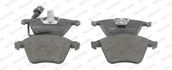 Тормозные колодки дисковые MINTEX арт. FDB1765