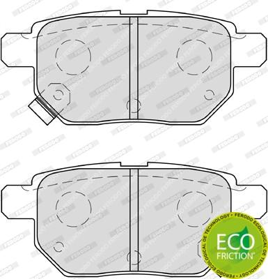 Тормозные колодки дисковые MINTEX арт. FDB4042