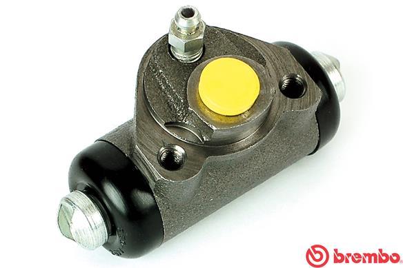 Колесный тормозной цилиндр MINTEX арт. A12 018