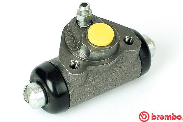 Колесный тормозной цилиндр MINTEX арт. A12 084