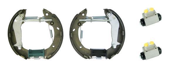 Комплект тормозных колодок MINTEX арт. K30 011
