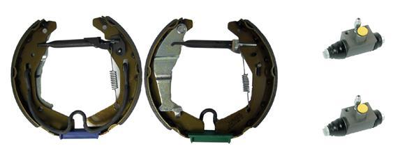 Комплект тормозных колодок MINTEX арт. K59 048