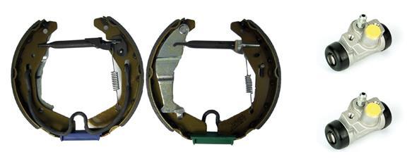 Комплект тормозных колодок MINTEX арт. K79 004