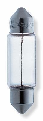 Лампа накаливания, фонарь освещения номерного знака PHILIPS арт. OS 6418