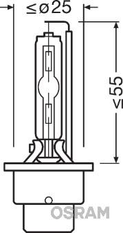 Лампа галогенная PHILIPS арт. 66240