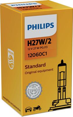 Лампа накаливания, противотуманная фара PHILIPS 12060C1