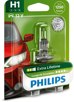 Лампа галогенная PHILIPS 12258LLECOB1