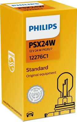 Лампа накаливания PHILIPS PS 12276 C1
