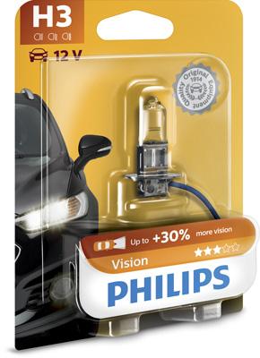 Лампа галогенная PHILIPS PS 12336 PR B1