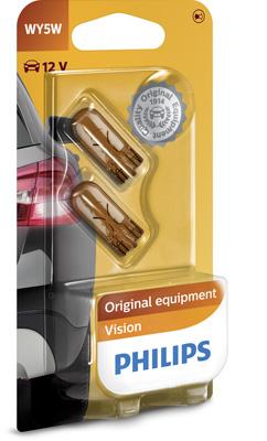 Лампа накаливания PHILIPS PS 12396 NA B2