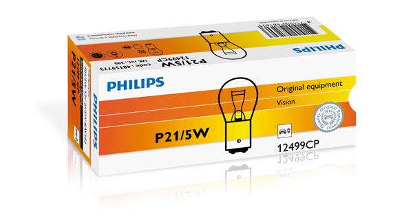 Лампа накаливания PHILIPS PS 12499 CP