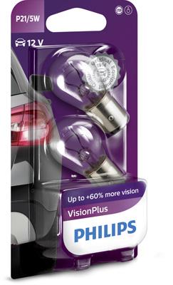 Лампа накаливания PHILIPS PS 12499 VP B2