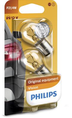 Лампа накаливания, фонарь сигнала тормоза/задний габаритный PHILIPS PS 12594 B2