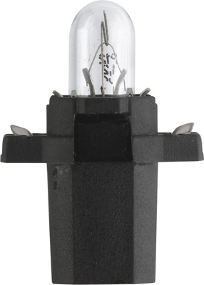 Лампа накаливания, освещение щитка приборов PHILIPS 12597CP