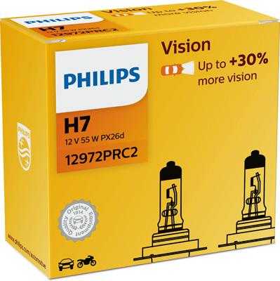 Лампа галогенная PHILIPS PS 12972 PR C2