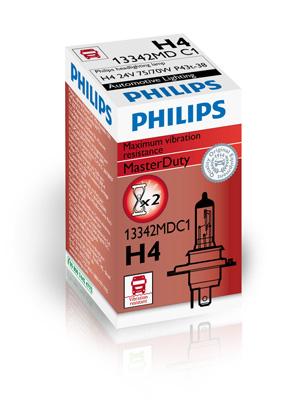 Лампа галогенная PHILIPS PS 13342 MD C1