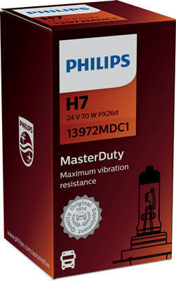 Лампа галогенная PHILIPS 13972MDC1