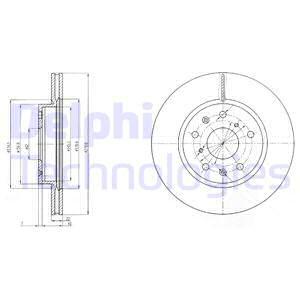 Тормозной диск MINTEX арт. BG4093C