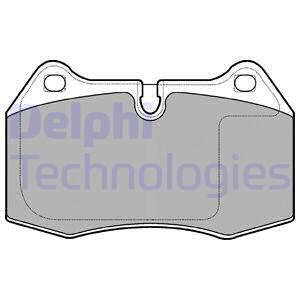 Тормозные колодки передние дисковые MINTEX арт. LP1584