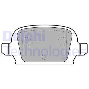 Тормозные колодки передние дисковые MINTEX арт. LP1677