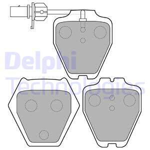 Тормозные колодки передние дисковые MINTEX арт. LP1703