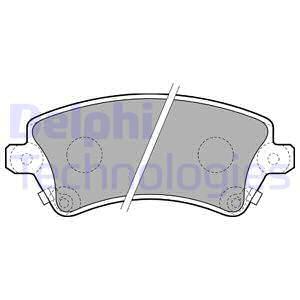 Тормозные колодки дисковые MINTEX арт. LP1737