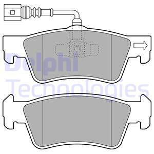 Тормозные колодки задние дисковые MINTEX арт. LP2086