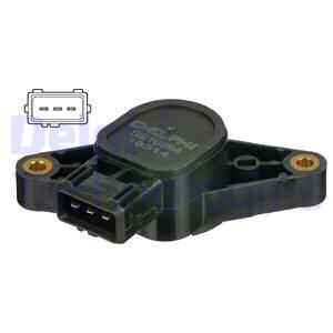 Датчик, положение дроссельной заслонки HERTH+BUSS ELPARTS арт. SS1099412B1