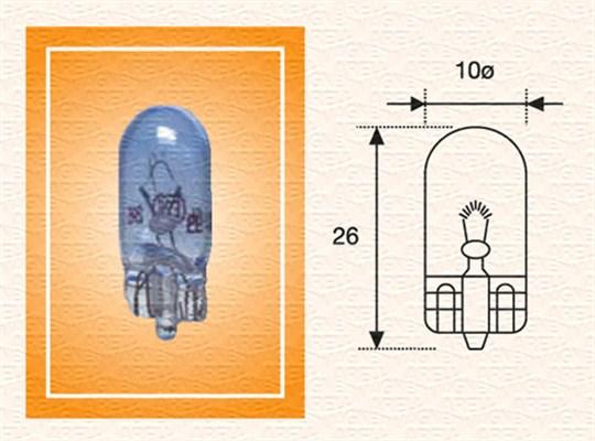 Лампа накаливания PHILIPS арт. 002051900000