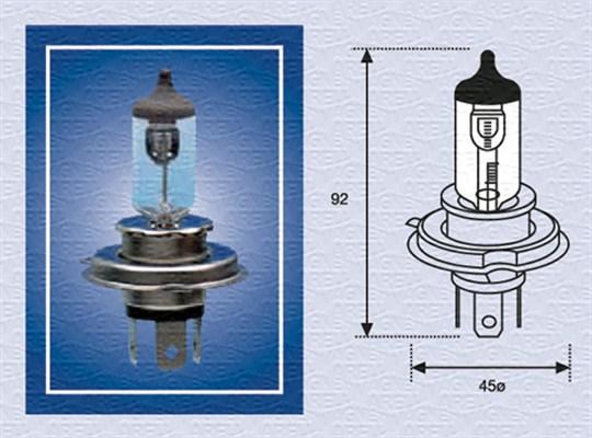 Лампа галогенная PHILIPS арт. 002156100000