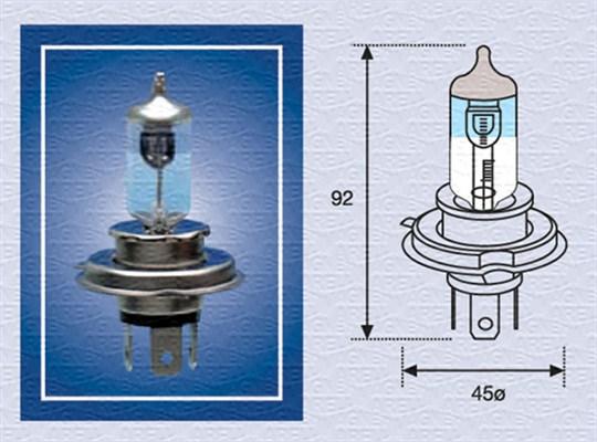 Лампа галогенная PHILIPS арт. 002585100000