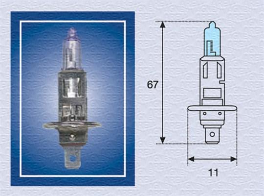 Лампа галогенная PHILIPS арт. 002601100000