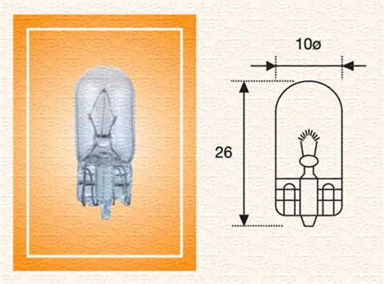 Лампа накаливания PHILIPS арт. 003822100000
