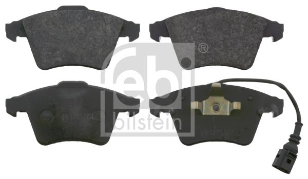 Тормозные колодки дисковые MINTEX арт. 16462