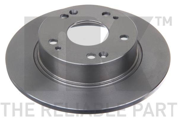 Тормозной диск MINTEX арт. 202638