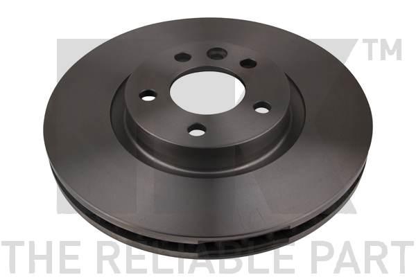Тормозной диск MINTEX арт. 204796