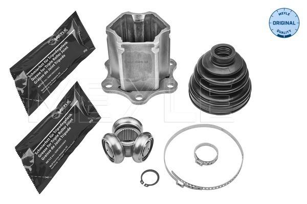 ШРУС внутренний с пыльником (34) SPIDAN арт. 100 498 0209